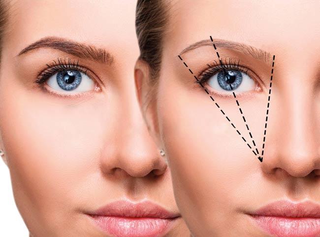 Zonas micropigmentación