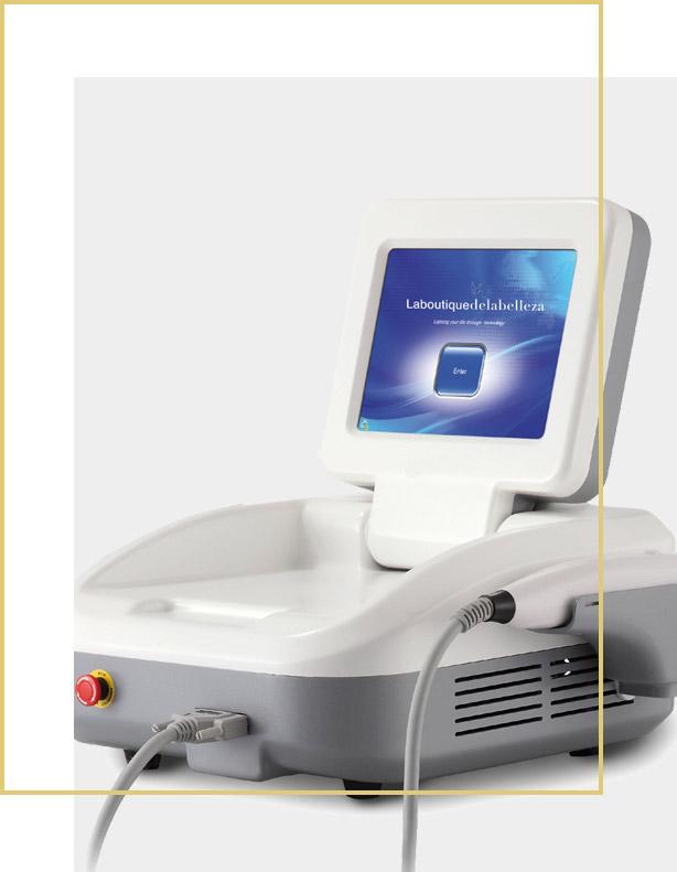 Servicio aparatologia: Presoterapia, Hifu, Liposonix, Laser diodo
