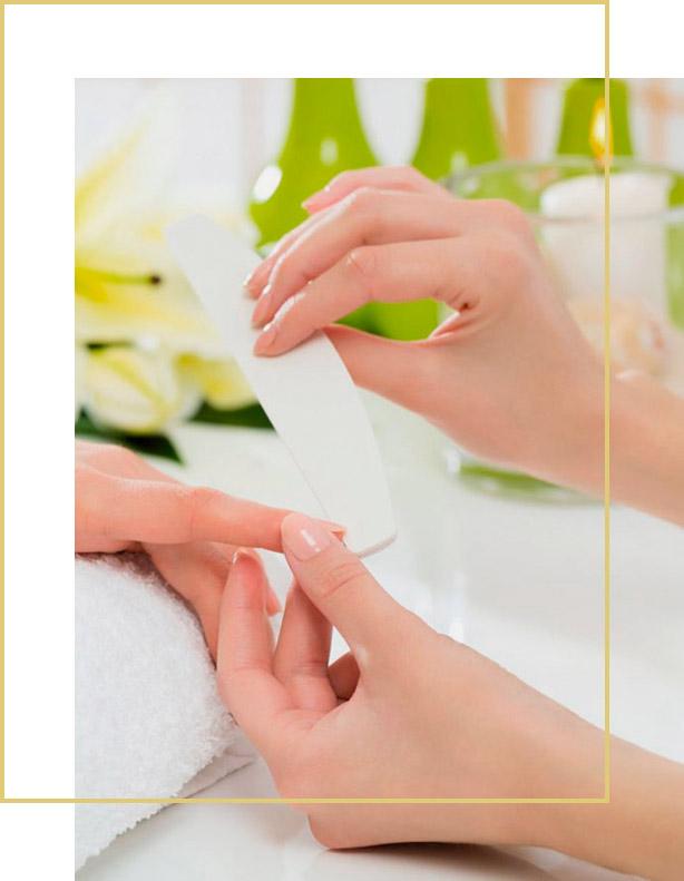 Servicio uñas - Manicura, gel, acrygel y semipermanente